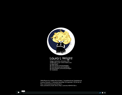 Laura L Wright Showreel 2019
