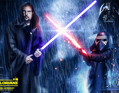 Photoset Star Wars - Etna Comics 2016