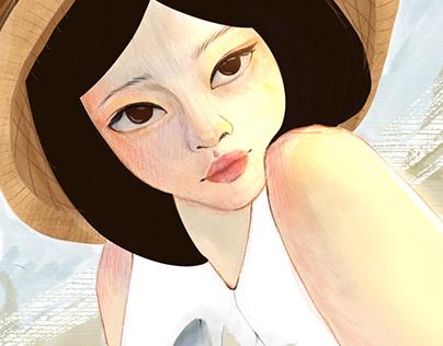 Mackerel Girl