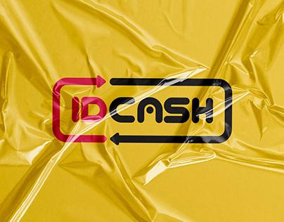 Logo for IDCASH loyalty system app