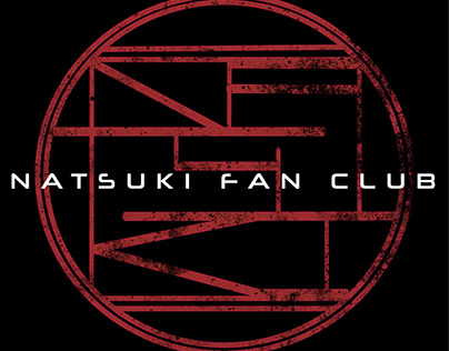 Natsuki Fan Club - Re-branding project