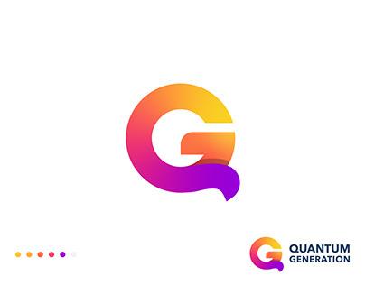 Quantum Generation Logo Design