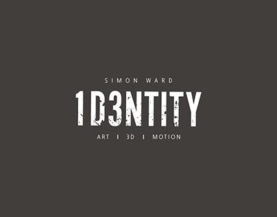 Simon Ward - 1d3ntity - Motion Content Showreel 2019