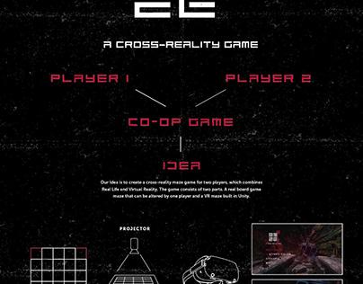 Maze² - A cross-reality game