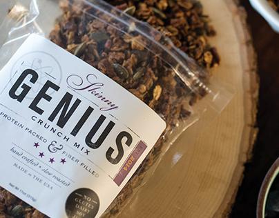 Skinny Genius Granola