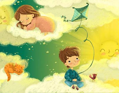 Golden Morning: Children's book