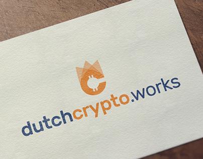 DutchCrypto Works - Logo Design