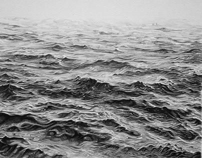 2016 Ocean Drawings