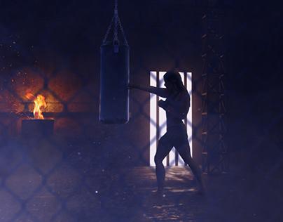 "UFC 239 - AMANDA NUNES ""LIONESS"""
