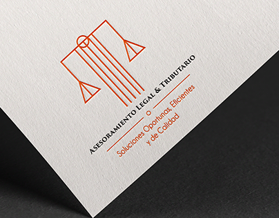Isotype for law firm