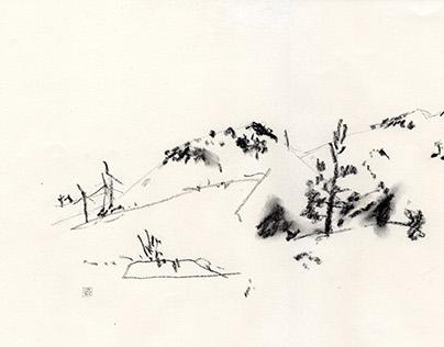 CulturalNature Arga#4 (drawings)