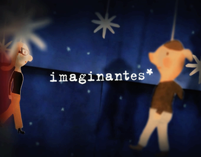 Imaginantes * - When do ideas arise? : Brand Video