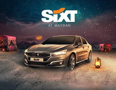 Sixt At Maydan