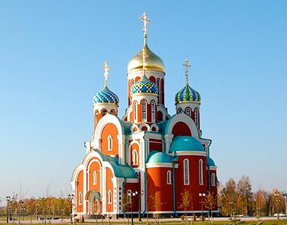 Церковь в Калужской области