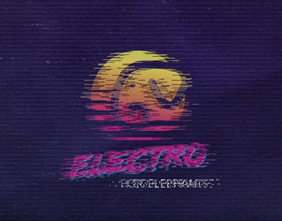 Electro/Retro Music Festival Logo/30 Sec Video Ad