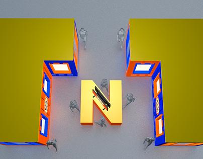 TNT BOOTH DESIGN