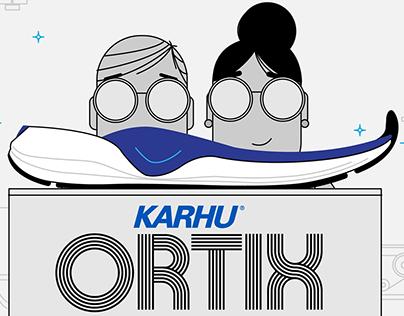 KARHU ortix