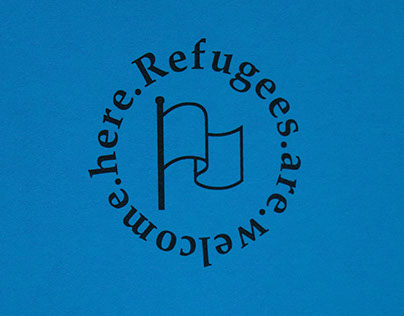 Refugees are welcome here