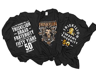 Triskelion 50th Anniversary Merch Collection