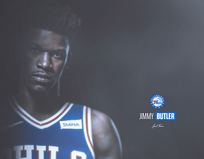 Jimmy Butler // 76ers Swap & Social Graphic