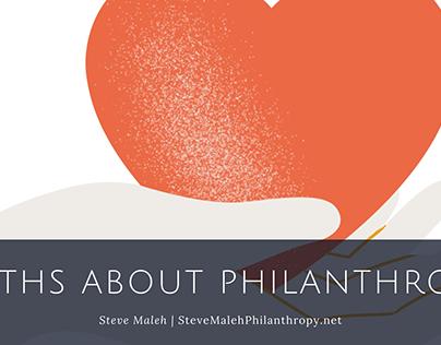 Steve Maleh | Myths About Philanthropy