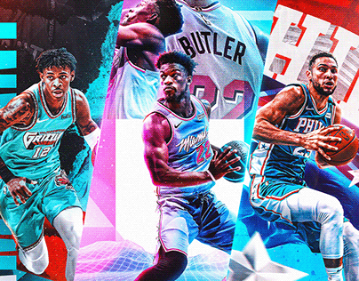 NBA Miscellaneous Graphics // Collection 1