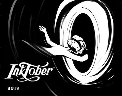 Inktober illustrations 2019 (updated)