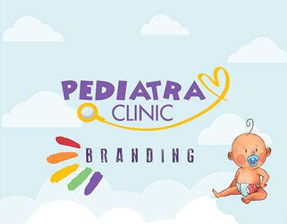 PEDIATRA | Branding _ Rollups _ Social Media