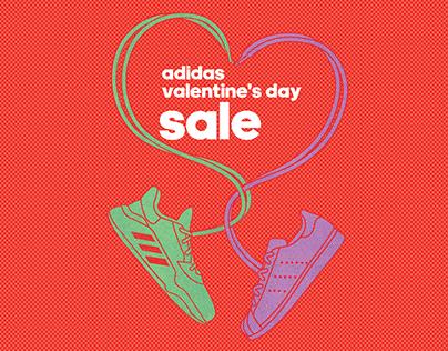 Adidas Valentine's Sale