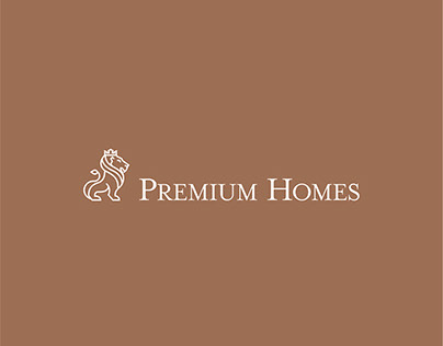Premium Home Logo Çalışması