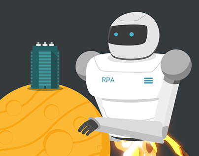 RPA: Robotic Process Automation
