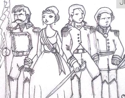 5th July 1810 - Venezuela