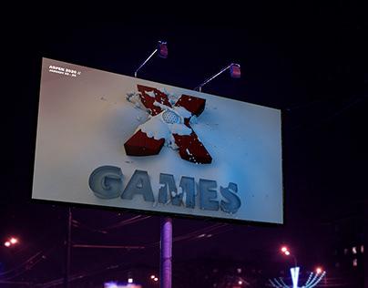 X Games 2020 (Intro)