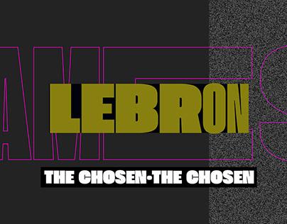 "Lebron ""King"" James"