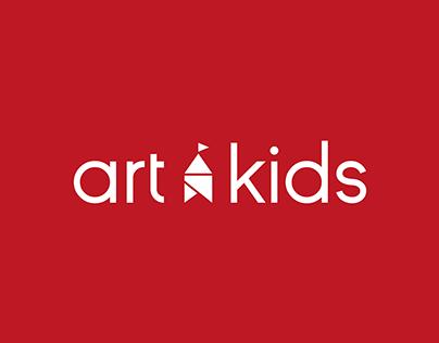 Art.Kids - Logo & Brand Identity
