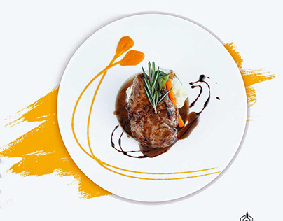 Food styling Photography for Mustake restaurant