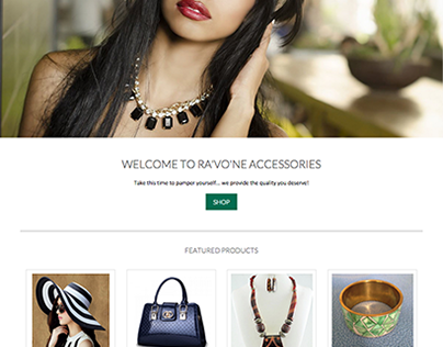 "Ravone Accessories - ""Company Branding"""