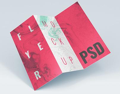Free Brochure / Flyer MockUp