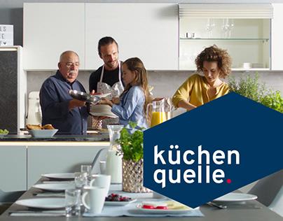 Küchenquelle Social Media 2018