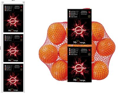 Mr. Orange, BRAND IDENTITY- PACKAGING-WEB SITE-ADV