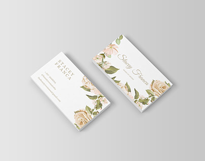 Stacey Franca Business Card