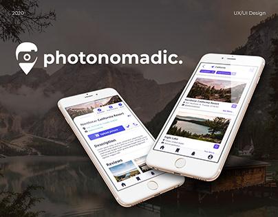 Photonomadic App