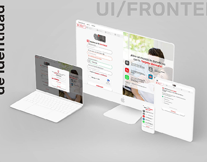 UX/UI Frontend Unicard