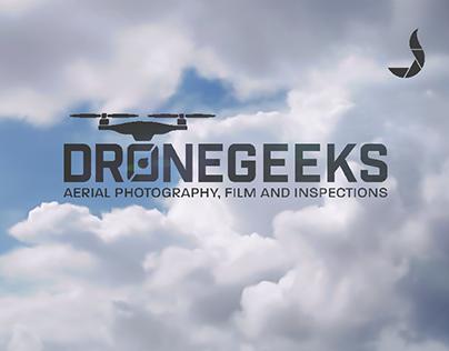 DroneGeeks Branding