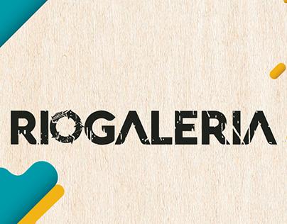 Projeto Rio Galeria - Sátrapia em parceria Riogaleão.