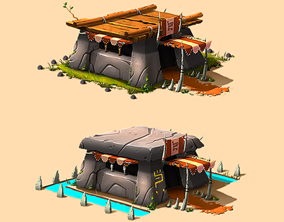 Stone Age | Buildings