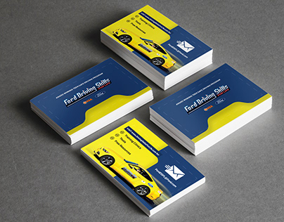 Ford DSFL Business Card