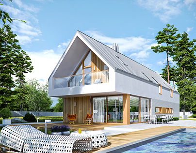 MODERN HOUSE - EX 20 G2
