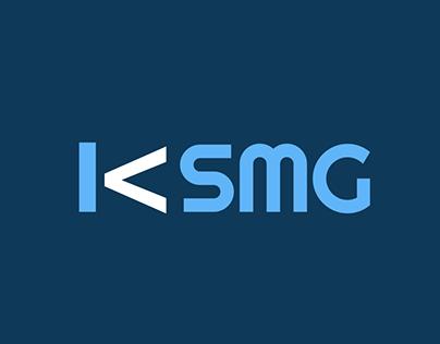 KSMG identity and website