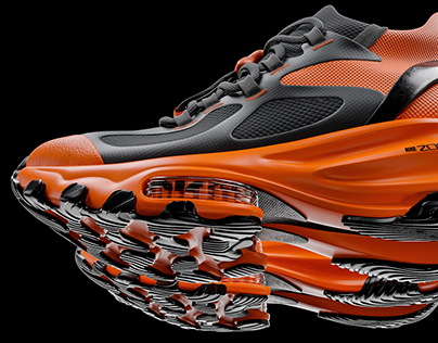Nike Alphafly Next Trail Concept.